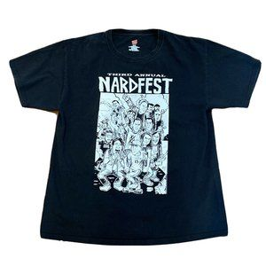Hanes Black 2015 3rd Annual Nardfest Concert Tee
